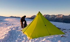 """LOCUS GEAR Khafra Sil pyramid shelter • <a style=""""font-size:0.8em;"""" href=""""http://www.flickr.com/photos/49406825@N04/6276738748/"""" target=""""_blank"""">View on Flickr</a>"""
