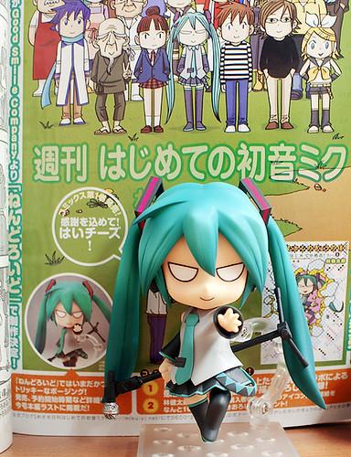 Nendoroid Hatsune Miku: Mikumix version
