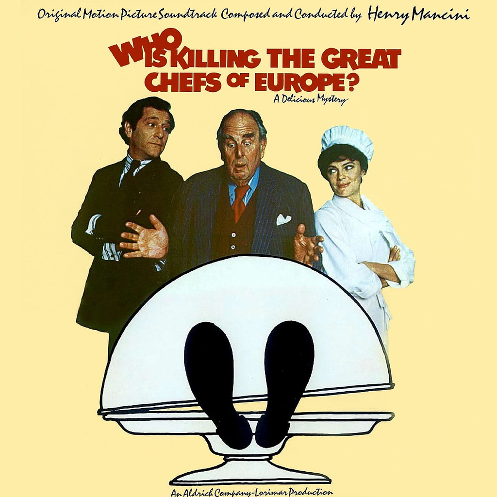 Henry Mancini - Who Is Killing the Great Chefs of Europe?