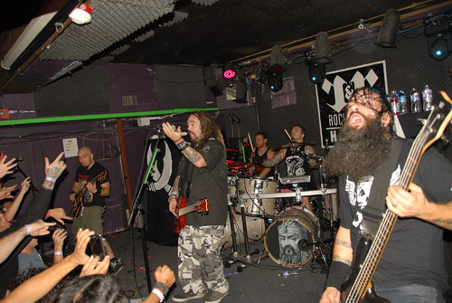 Cavalera Conspiracy at the Rock & Roll Hotel