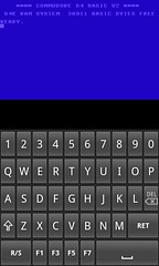 android c64 commodore 64 emulator