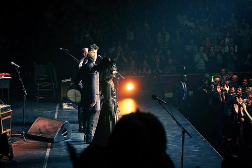 PJ Harvey at the Royal Albert Hall