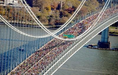 Maraton de Nueva York 2011