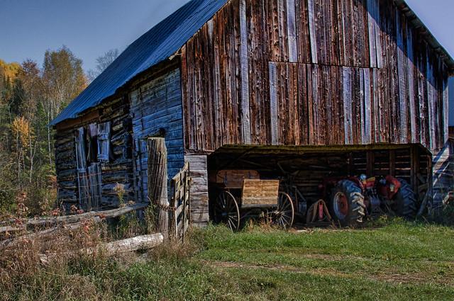 Rockingham Barn