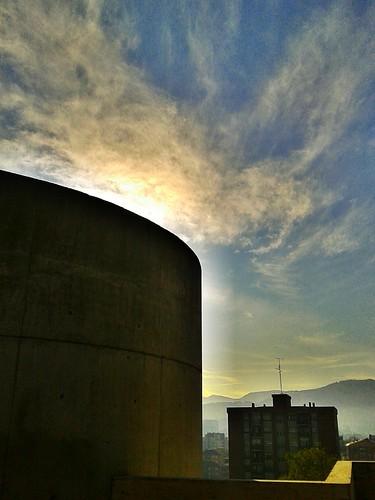 chimenea nubes