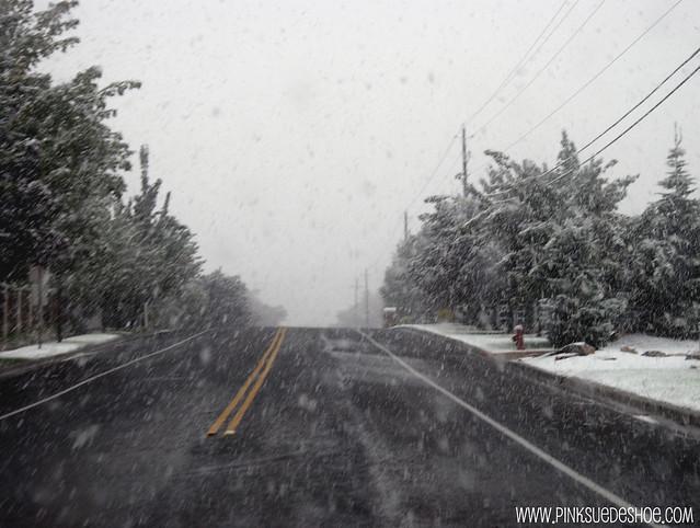 October 6 snowstorm