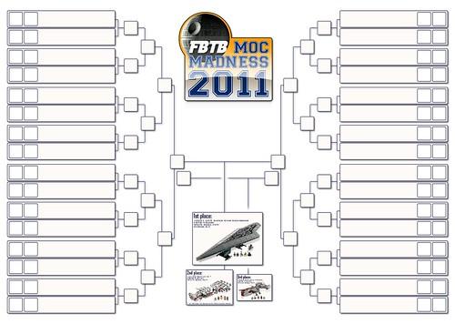 FBTB MOC Madness 2011 Building Tournament Board
