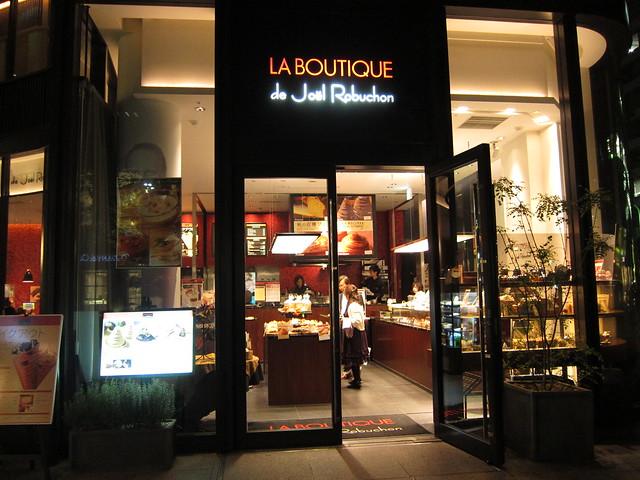 La Boutique de Joël Robuchon