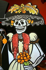 Catrina Photo Booth