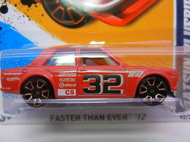 hot wheels datsun bluebird 510 red (2)