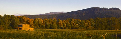 Fall Evening, Highway 9, Sedro-Woolley by i8seattle