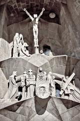 Sagrada Familia - Vue extérieure