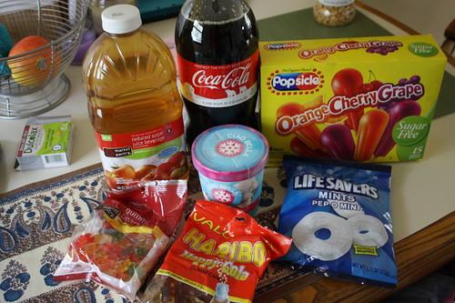 clear liquid diet food purchase