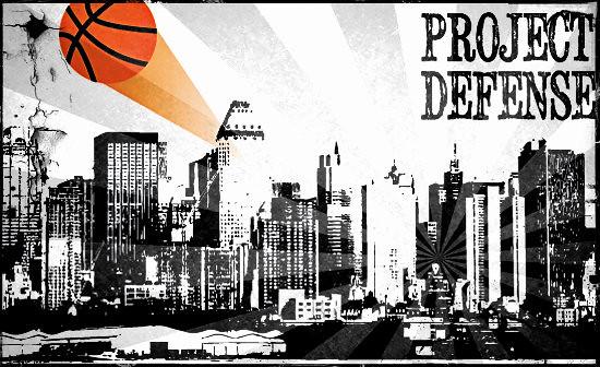 Project Defense Logo