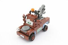 8487 Flo's V8 Cafe - Mater 1