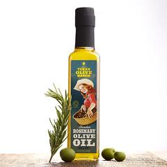 Garden Rosemary Olive Oil