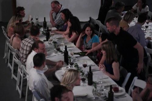 Secret Pickle Supper Club Service