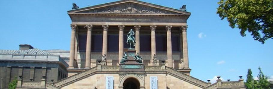 Galería Nacional Antigua-Isla de los Museos Berlin Patrimonio de la Humanidad UNESCO Alemania 02