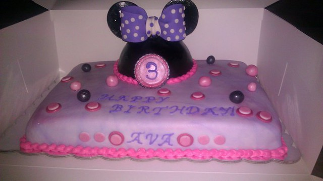Walmart Mickey Mouse Clubhouse Sheet Cake