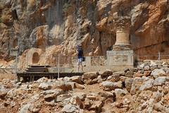 The ruins at Banias by david55king, on Flickr