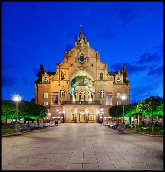 Staatstheater Nürnberg (Nuremberg Opera House)