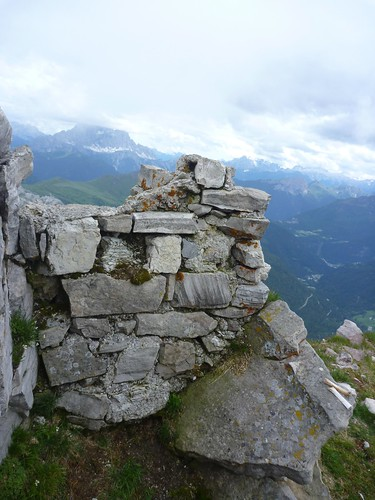 Rifugio Lagazuoi - Outlook