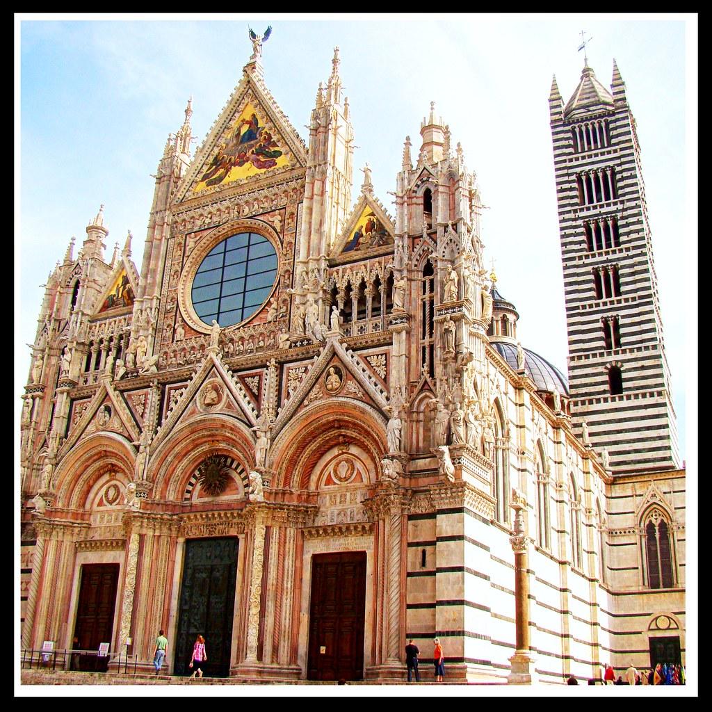Revisitando Siena: Duomo