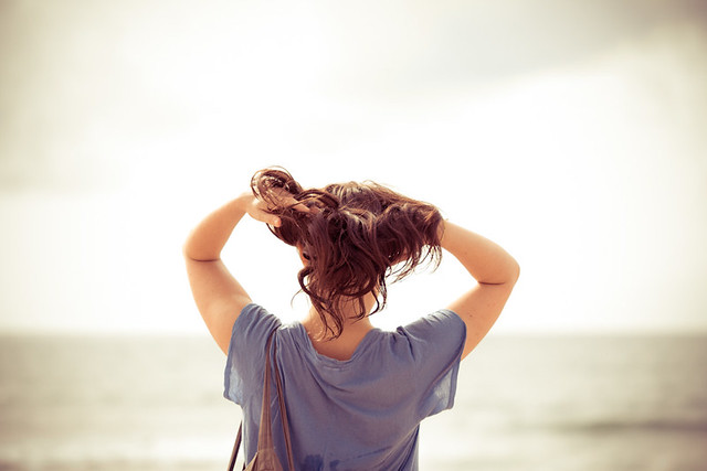 hair & lady