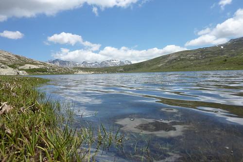 géocaching lac Nino