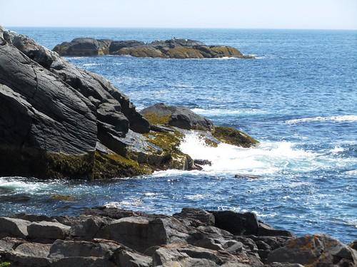 Monhegan Coast