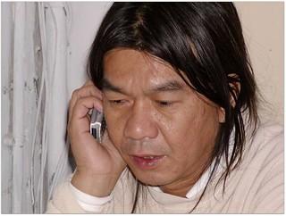 """Leung Kwok-hung (nickname """"Long Hair"""")"""