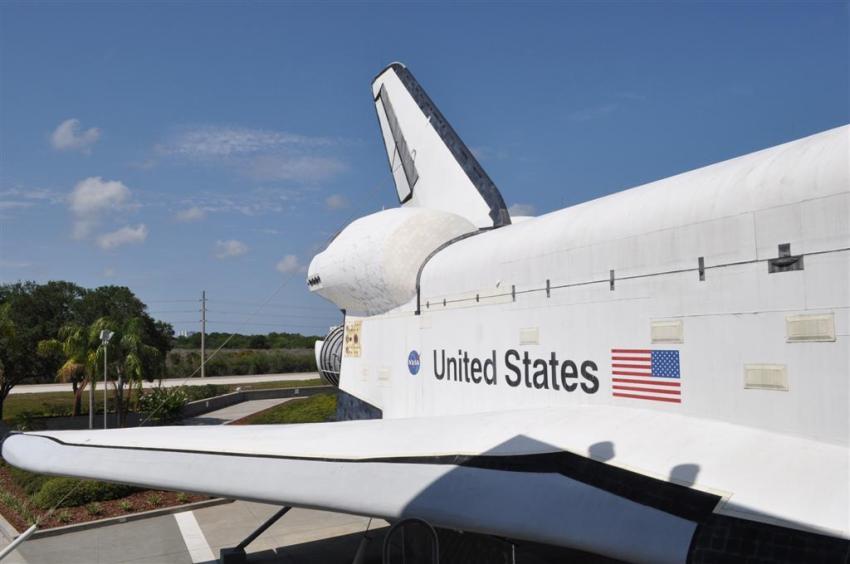 "Transbordador Espacial ""Explorer"" El último viaje del Transbordador Espacial desde Cabo Cañaveral El último viaje del Transbordador Espacial desde Cabo Cañaveral 5922911566 3a4726482d o"