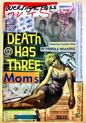 "Relationship XXIV - ""Death Has Three Moms"" by LANCEPHOTO"