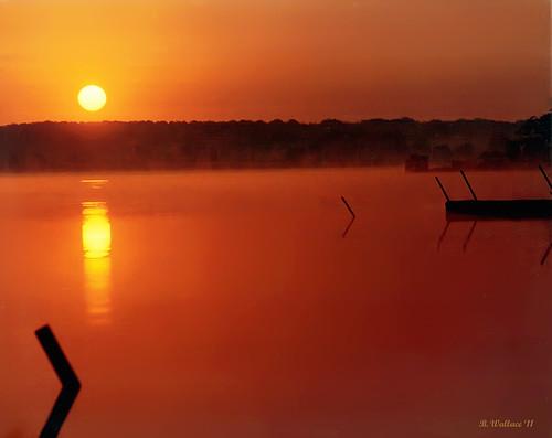 Langford Bay Sunrise 1
