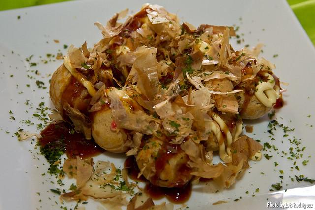 receta de takoyaki
