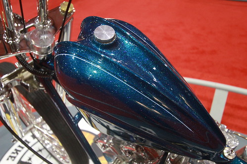2011 - San Mateo, CA - Ultimate Builder  Custom Bike Show