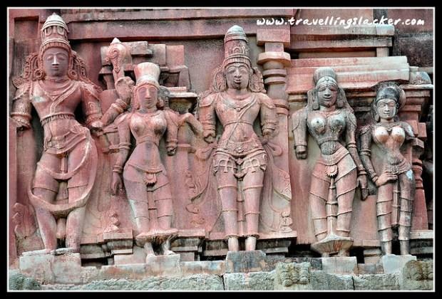 Hampi: Krisha Temple