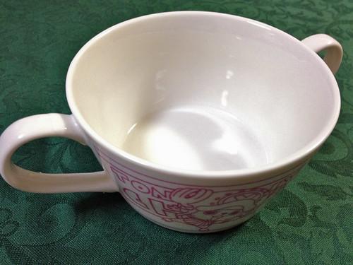 チョッパー スープカップ:アイソメ