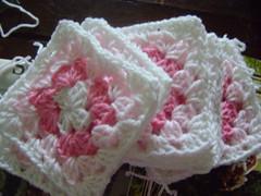 Gemma's blanket (the beginning)