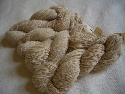 Shilasdair Luxury 4 Ply - Fleece Cloud