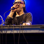Skrillex @ Bluesfest 2011