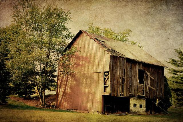 Rustic Stark County Barn