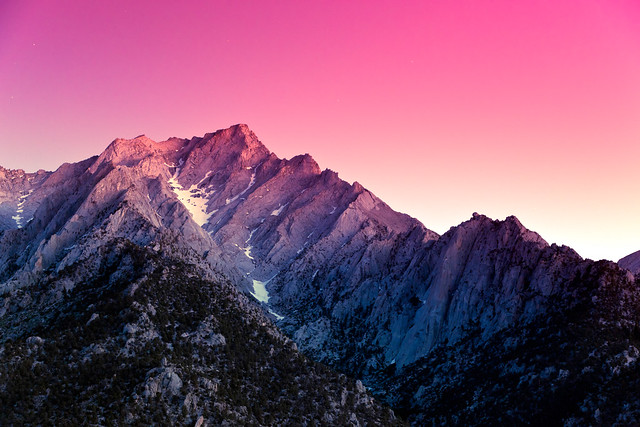 Sierra Sunset