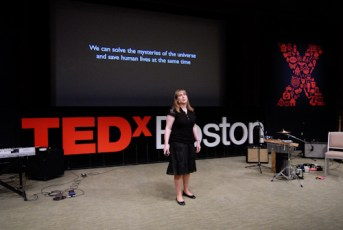 TEDxBoston 2011: Michelle Borkin