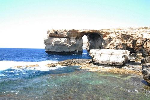 Malta, Azure Window in Gozo