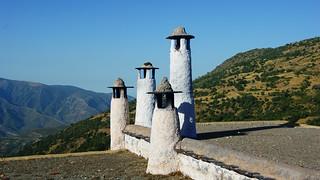 Alpujarran chimneys.