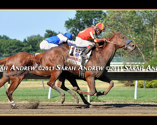 Coil and Martin Garcia win the 2011 Haskell