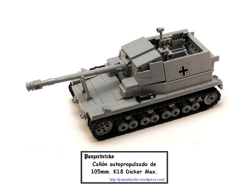 Panzerjäger Dicker Max de Panzerbricks