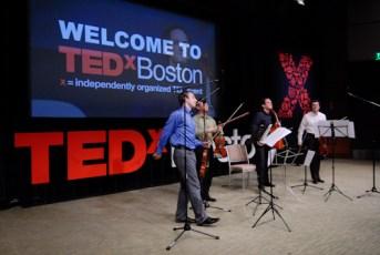 TEDxBoston 2011: String Quartet from A Far Cry