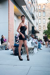 Summer Night Runway - Aquasia Davis